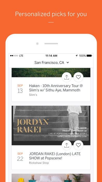 Download Eventbrite App on your Windows XP/7/8/10 and MAC PC