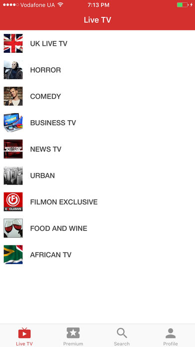 Download FilmOn Live Television App on your Windows XP/7/8/10 and MAC PC