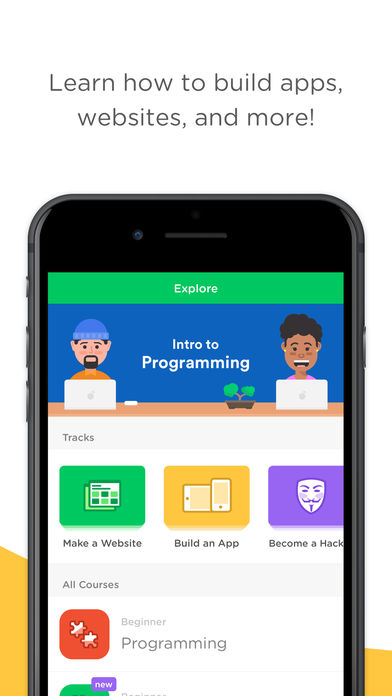 Download Mimo: Learn to code on the go App on your Windows XP/7/8/10 and MAC PC