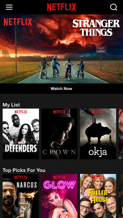 Download Netflix App on your Windows XP/7/8/10 and MAC PC
