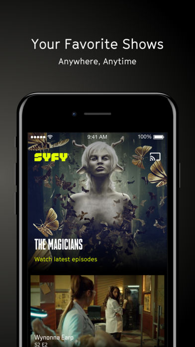 Download SYFY App on your Windows XP/7/8/10 and MAC PC