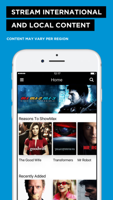 Download Showmax App on your Windows XP/7/8/10 and MAC PC