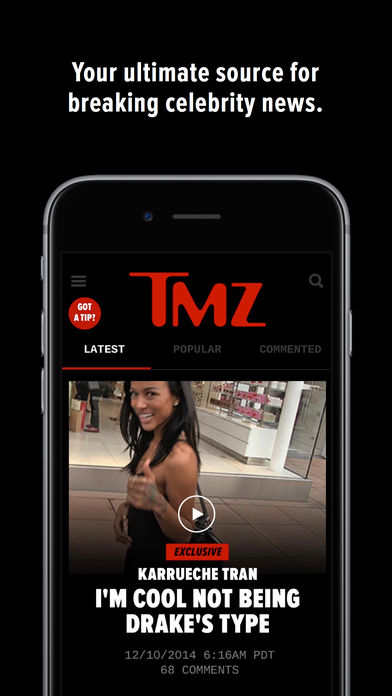 Download TMZ App on your Windows XP/7/8/10 and MAC PC