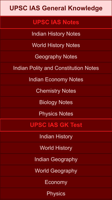 Download UPSC and IAS GK 2015-16 App on your Windows XP/7/8/10 and MAC PC