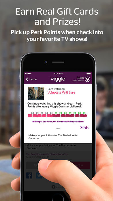 Download Viggle App on your Windows XP/7/8/10 and MAC PC