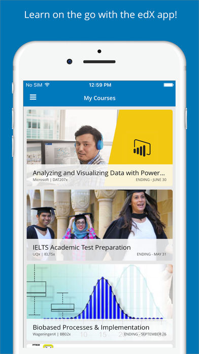 Download edX App on your Windows XP/7/8/10 and MAC PC