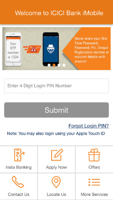 Download iMobile by ICICI Bank App on your Windows XP/7/8/10 and MAC PC