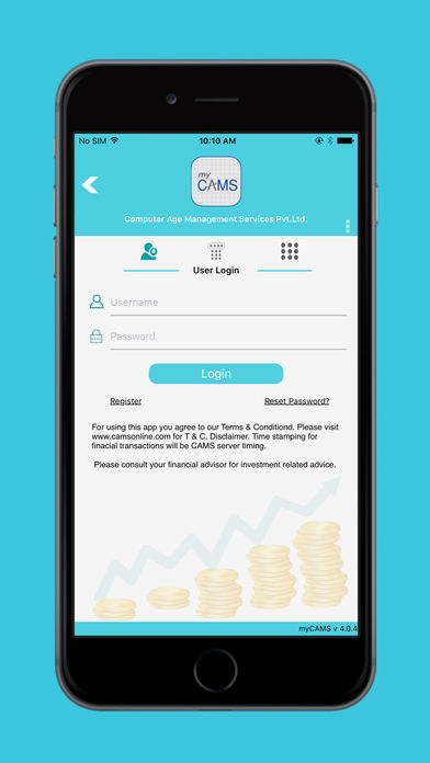 Download myCAMS Mutual Fund App App on your Windows XP/7/8/10 and MAC PC