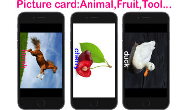 Download 500+ First Words for Baby,Flashcards Animal,Dots App on your Windows XP/7/8/10 and MAC PC
