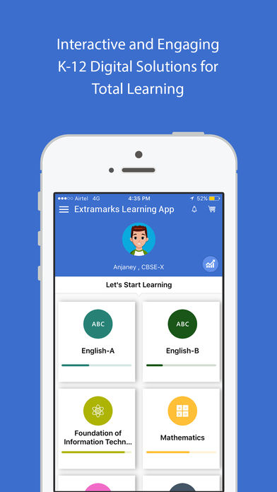 Download Extramarks – The Learning App App on your Windows XP/7/8/10 and MAC PC