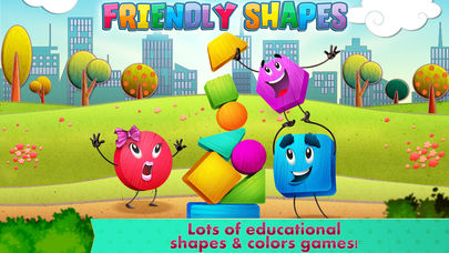 Download Friendly Shapes Storybook App on your Windows XP/7/8/10 and MAC PC