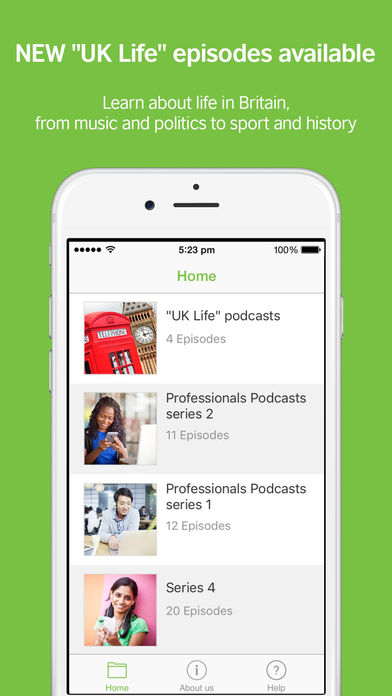 Download LearnEnglish Podcast App on your Windows XP/7/8/10 and MAC PC