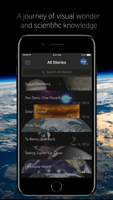 Download NASA Visualization Explorer App on your Windows XP/7/8/10 and MAC PC
