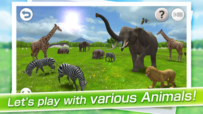 Download REAL ANIMALS HD App on your Windows XP/7/8/10 and MAC PC