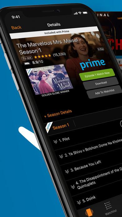 amazon prime video app windows