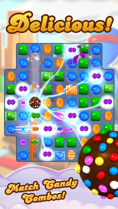 Download Candy Crush Saga App on your Windows XP/7/8/10 and MAC PC