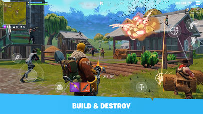 Download Fortnite App on your Windows XP/7/8/10 and MAC PC