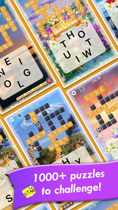 Download Word Crossy - A crossword game App on your Windows XP/7/8/10 and MAC PC