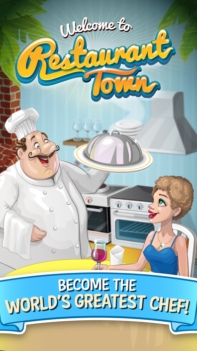 Download Restaurant Town App on your Windows XP/7/8/10 and MAC PC