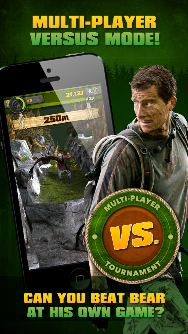 Download Survival Run with Bear Grylls App on your Windows XP/7/8/10 and MAC PC