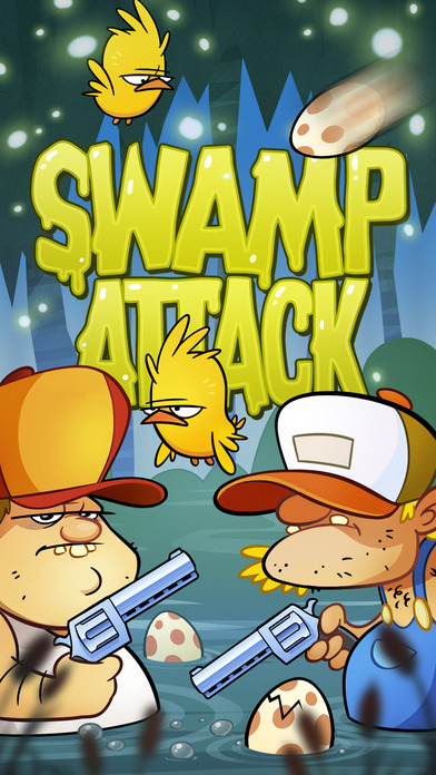 Download Swamp Attack App on your Windows XP/7/8/10 and MAC PC