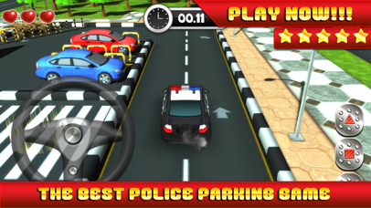 Download Action Police Car Parking Simulator 3D - Real Test Driving Game App on your Windows XP/7/8/10 and MAC PC