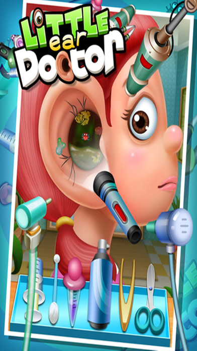 Download Little Ear Doctor - kids games App on your Windows XP/7/8/10 and MAC PC