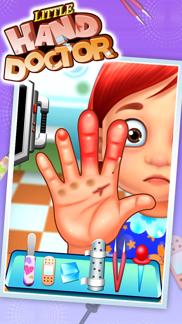 Download Little Hand Doctor - kids games App on your Windows XP/7/8/10 and MAC PC