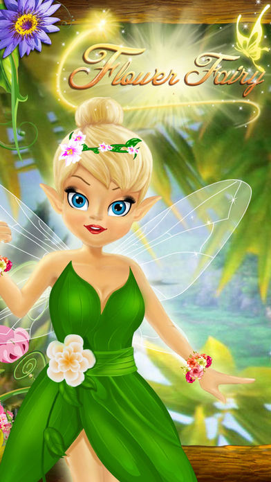Download Dress Up - Flower Fairy App on your Windows XP/7/8/10 and MAC PC