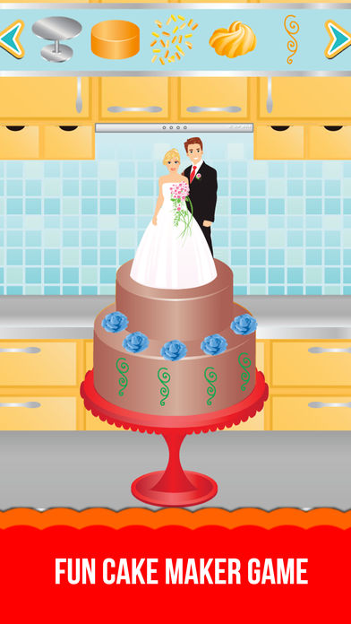 Download My Cake Shop HD - Cake Maker Game App on your Windows XP/7/8/10 and MAC PC