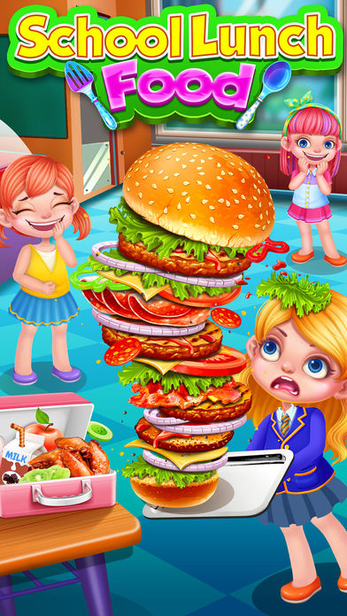 Download School Lunch Food! App on your Windows XP/7/8/10 and MAC PC