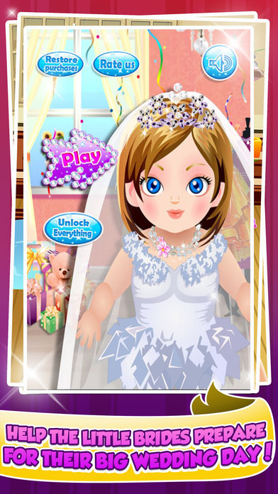 Download Wedding Salon Spa Makeover Make-Up Games App on your Windows XP/7/8/10 and MAC PC