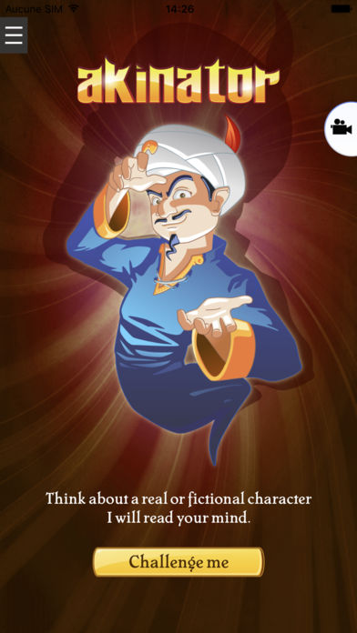 Download Akinator App on your Windows XP/7/8/10 and MAC PC