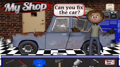 Download My Shop Car Mechanic - Kids Car Repair Game App on your Windows XP/7/8/10 and MAC PC
