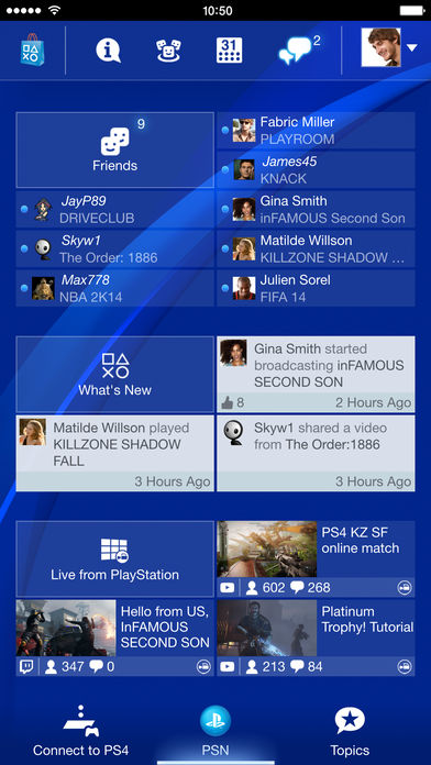 Download PlayStation®App App on your Windows XP/7/8/10 and MAC PC