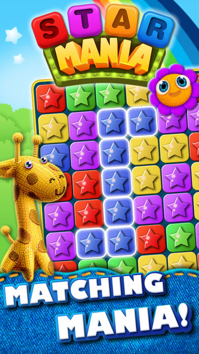 Download Star Mania Free - Block Crush Game App on your Windows XP/7/8/10 and MAC PC