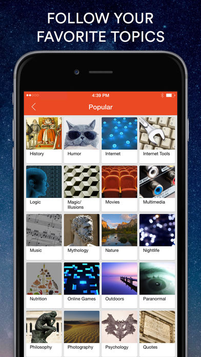 Download StumbleUpon App on your Windows XP/7/8/10 and MAC PC