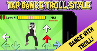 Download Tap Dance Troll Style - Relax with the Best Fun and Cool Free Music Game App for Kids and Family App on your Windows XP/7/8/10 and MAC PC