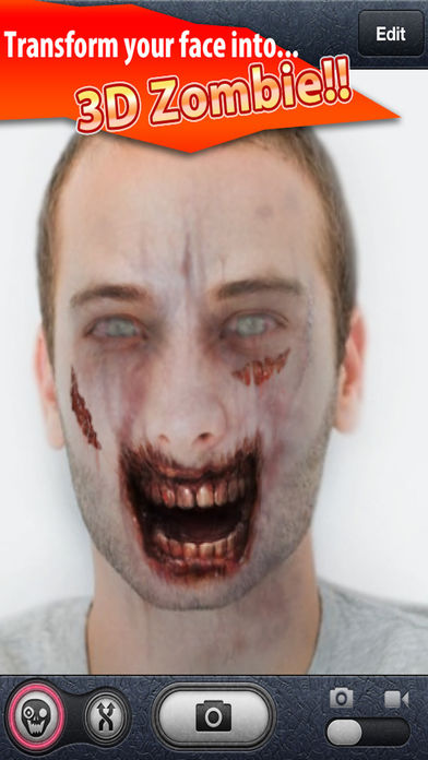 Download ZombieBooth: 3D Zombifier App on your Windows XP/7/8/10 and MAC PC