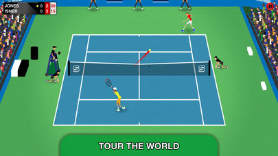 Download Stick Tennis Tour App on your Windows XP/7/8/10 and MAC PC