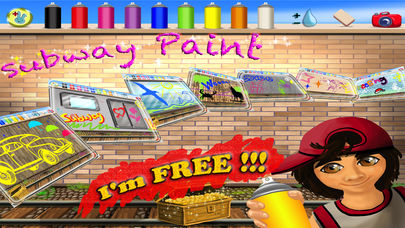 Download Subway Paint App on your Windows XP/7/8/10 and MAC PC