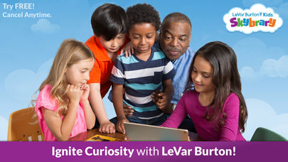 Download LeVar Burton Kids Skybrary App on your Windows XP/7/8/10 and MAC PC