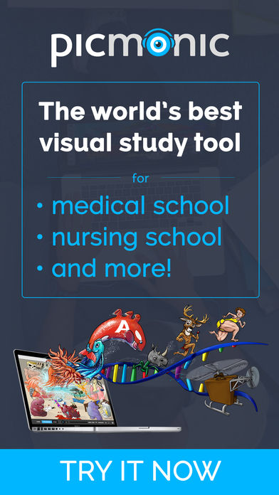 Download Picmonic: Medicine & Nursing App on your Windows XP/7/8/10 and MAC PC