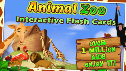 Download Zoo Animals Flash Cards App on your Windows XP/7/8/10 and MAC PC