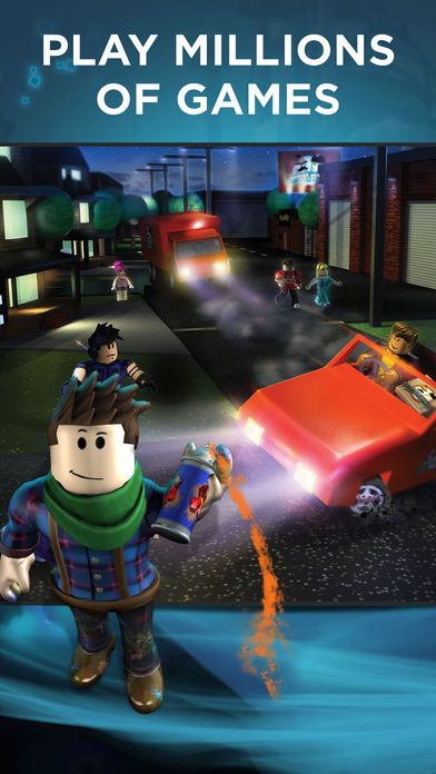 Download ROBLOX App on your Windows XP/7/8/10 and MAC PC